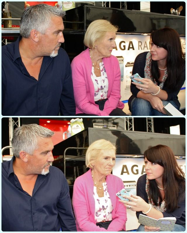 An Interview with Paul Hollywood and Mary Berry | Paul ...