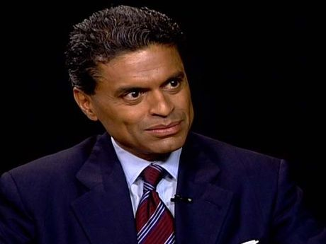 Fareed Zakaria Is So Bright People The Shining Person Of Interest