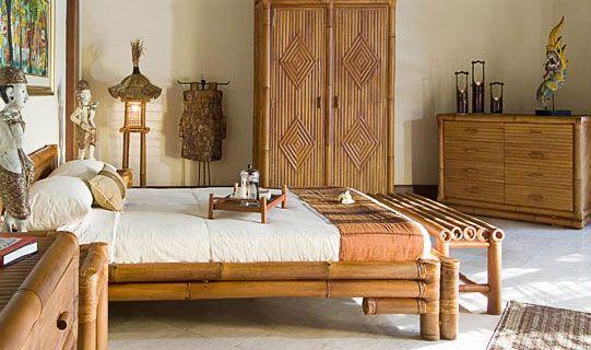 Bamboo Bed Casas Novas Moveis Casas