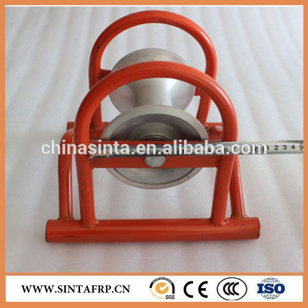 Manhole Single Wheel Cable Guide Pulley | cable/wire laying tools ...