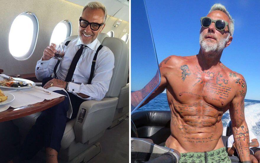 Man older sexy
