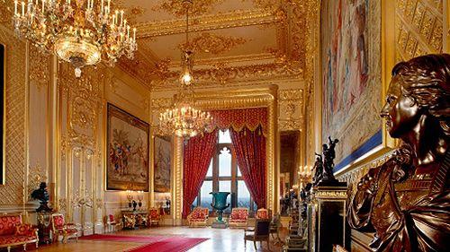 Christmas at Windsor Castle   Inside windsor castle ...