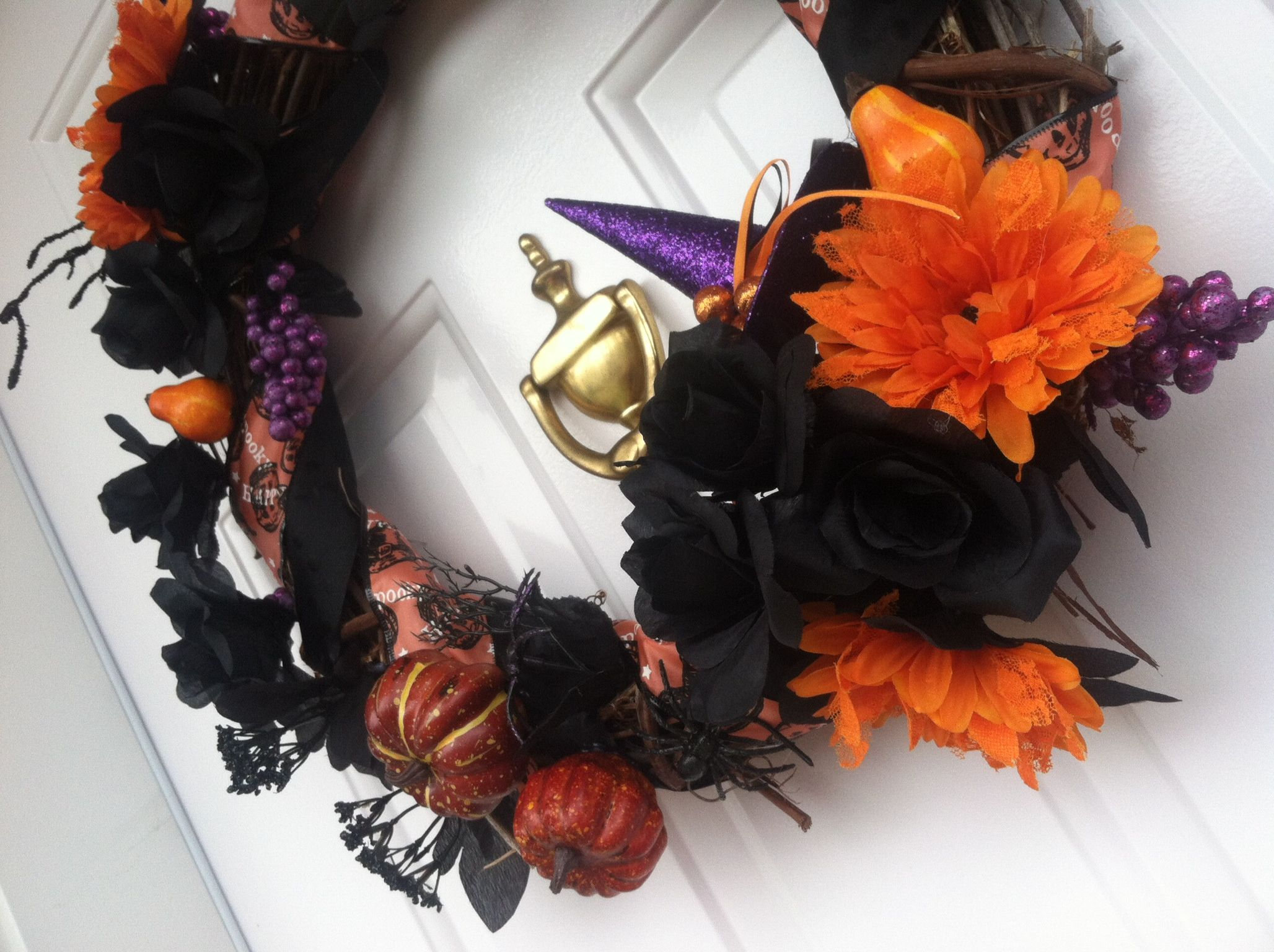 Samhain Wreaths, So Much Fun To Make