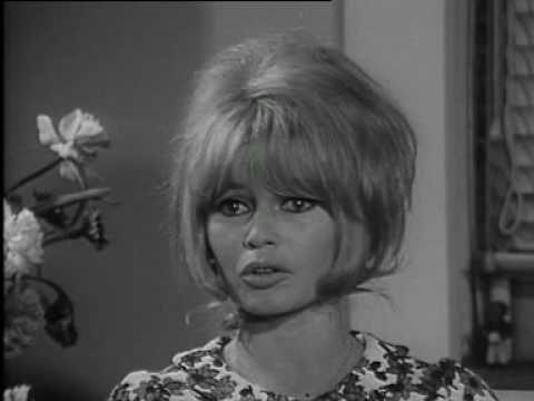 appel de brigitte bardot pour josephine baker   04 06 1964