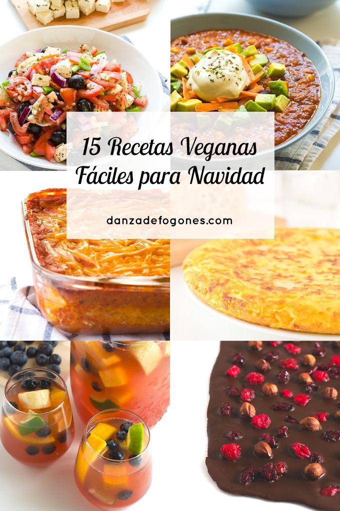 15 recetas veganas fciles para navidad vegans food and recetas 15 recetas veganas fciles para navidad forumfinder Choice Image