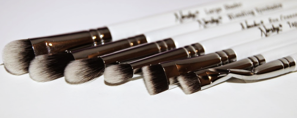 The Eye Brush Set (7 Makeup Brushes) Eye brushes