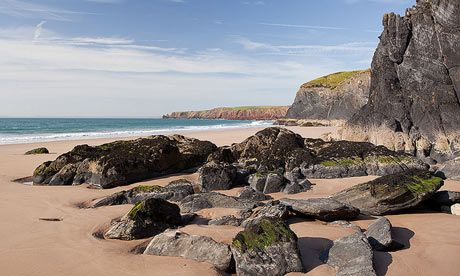 The best quiet beaches in the UK: experts share their