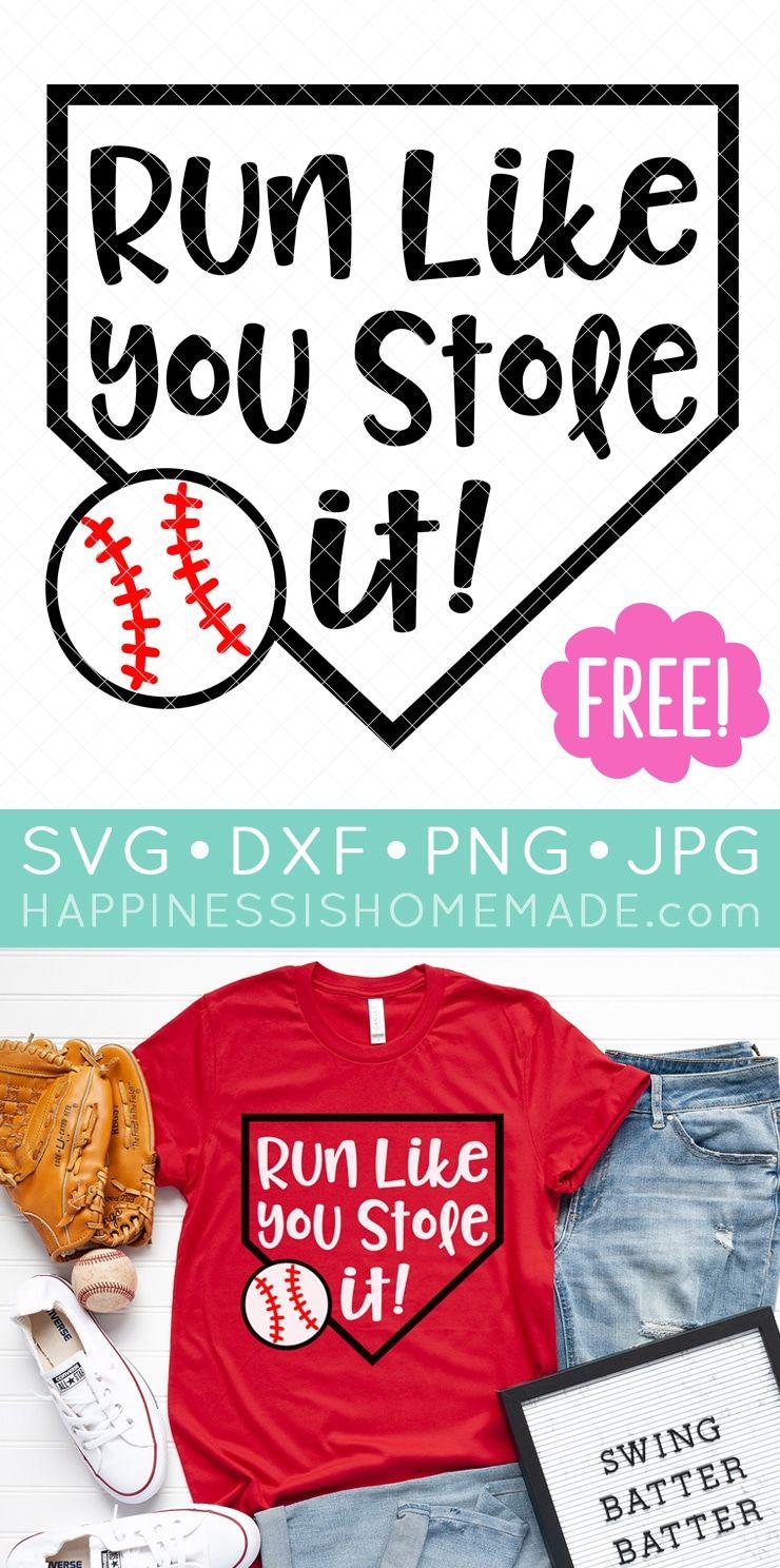 Photo of 15 Free Baseball SVG Files for Cricut & Silhouette