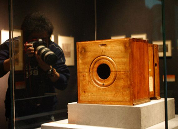 Johann Zahn designed the first camera in 1685. But the first ...