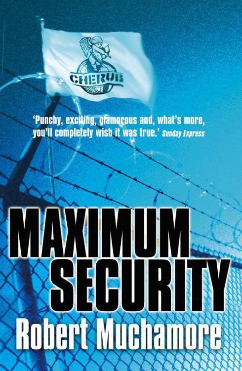 Cherub Maximum Security Epub