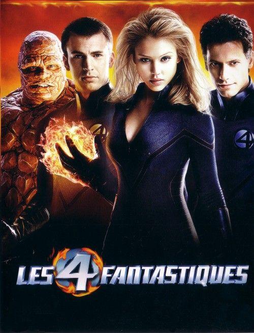 Les 4 Fantastiques, un film de 2005 - Vodkaster