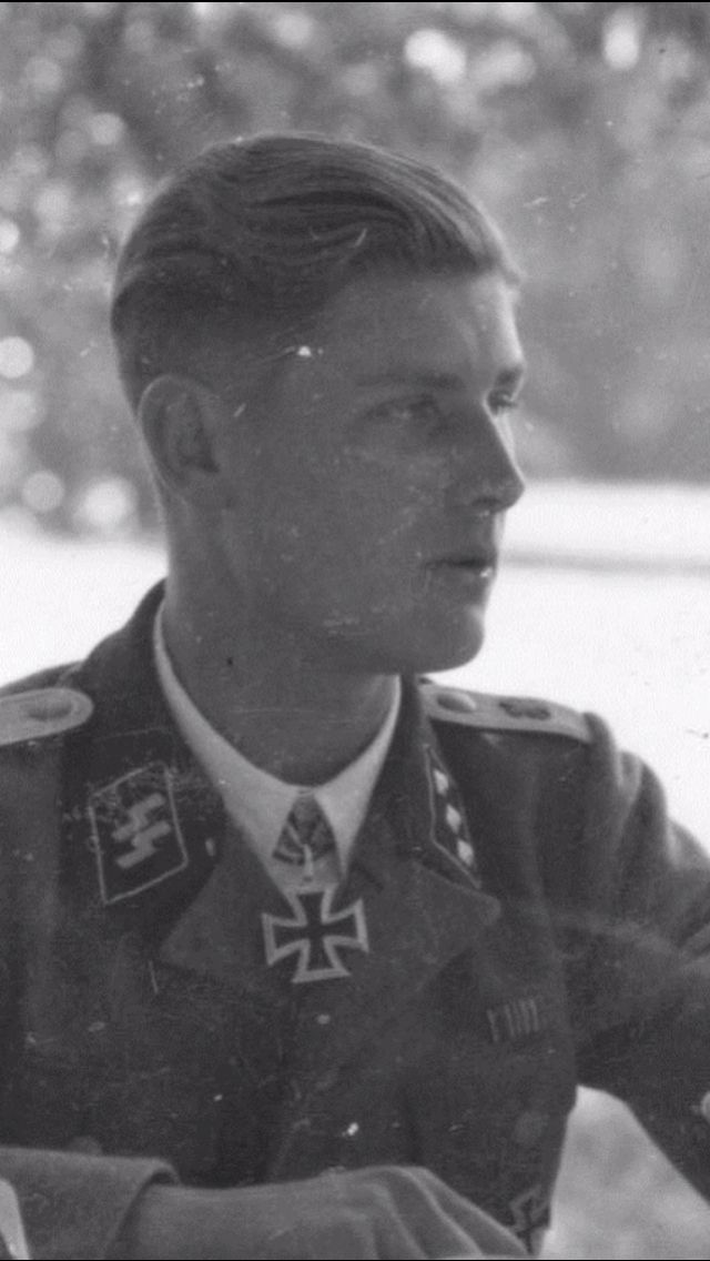 Ss Haircut 6 Hair To Produce Saliva Pinterest Wwii German