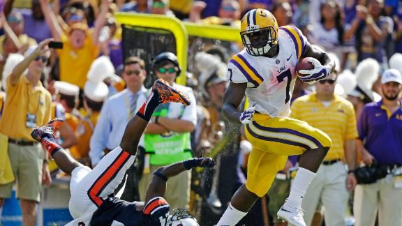 Lsu S Miles No Limits On Rb Fournette Yet Sports Stories College Football Season Lsu Tigers Football College Football