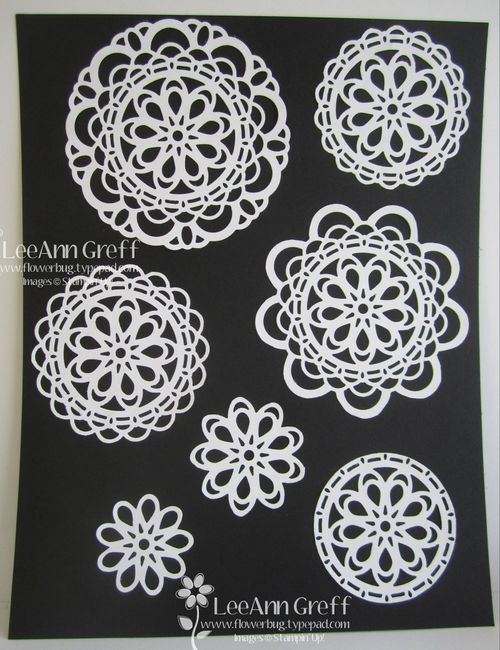 Large Paper Doily