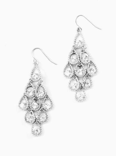 Boucles d'oreilles chandelier | Magasinez en ligne chez Reitmans