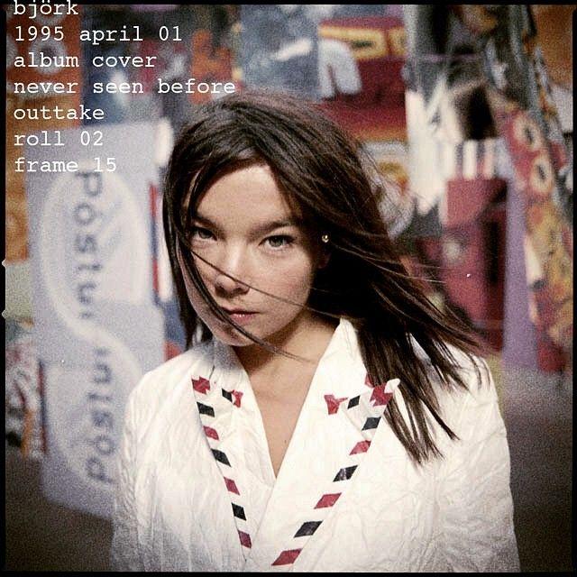 Stephane Sednaoui Post Outtakes Bjorkfr Björk In 2019 Bjork