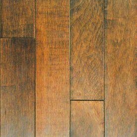 Mullican Flooring Mullican 4 In W Prefinished Maple Hardwood Flooring Autumn Maple Hardwood Floors Maple Floors Hardwood Floors