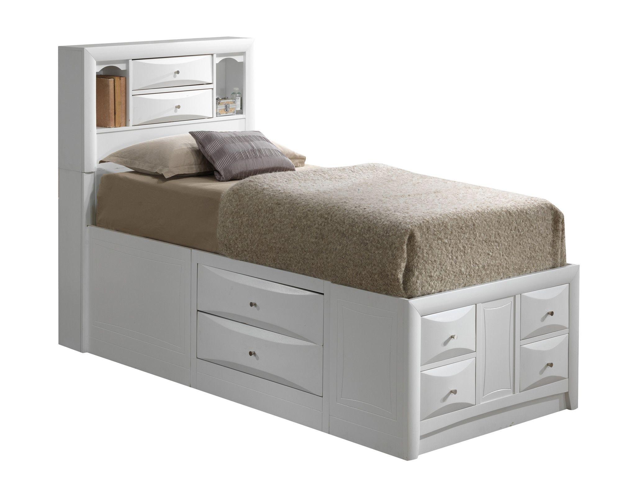 Medford Upholstered Platform Bed Upholstered platform