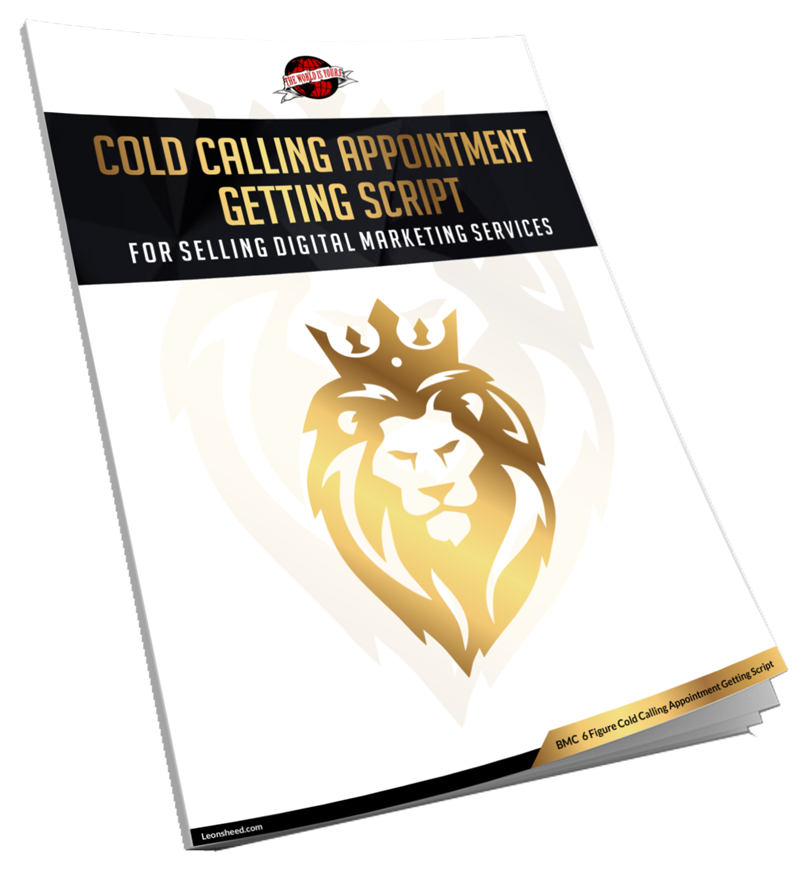 GET] Cold Calling Appointment Getting Script