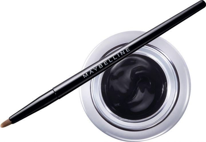 The One Product Every Eyeliner Novice Should Be Using Maybelline Eye Studio Gel Eyeliner Maybelline Gel Eyeliner