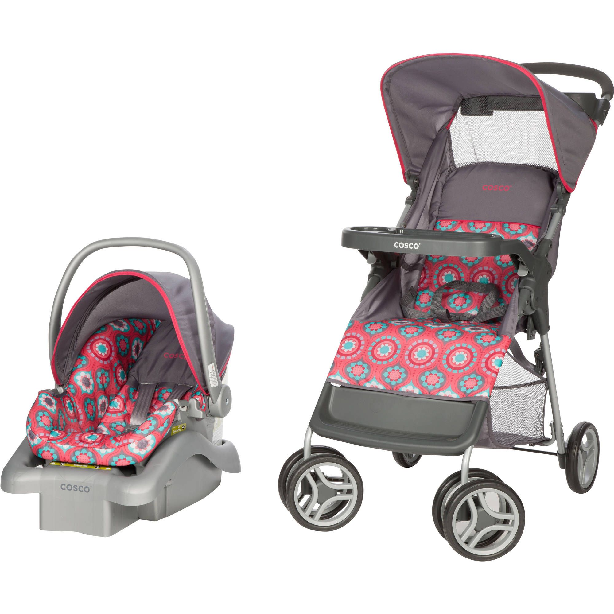 Cosco Lift \u0026 Stroll Travel System Baby Infant Toddler