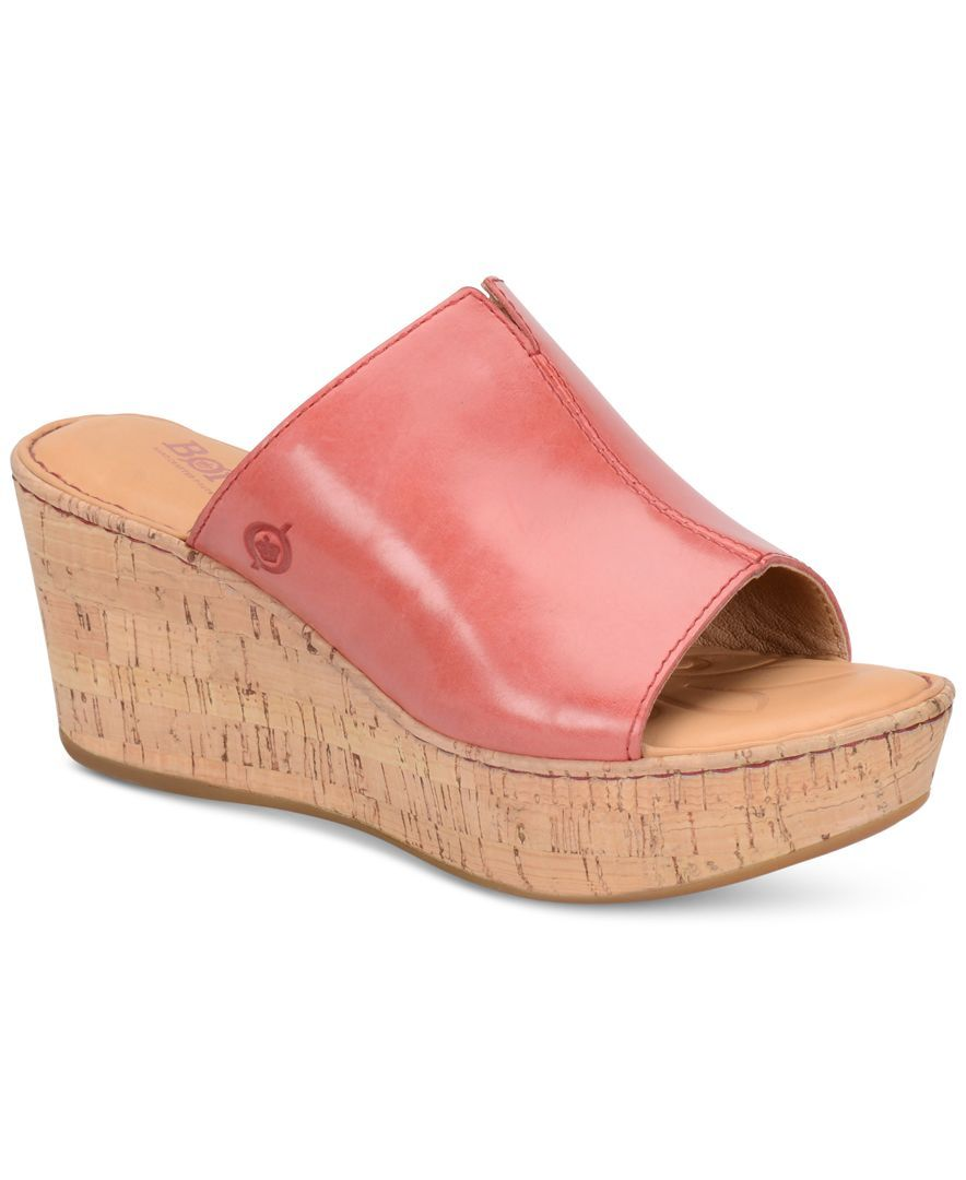 36b26641df43 Born Aria Wedge Sandals