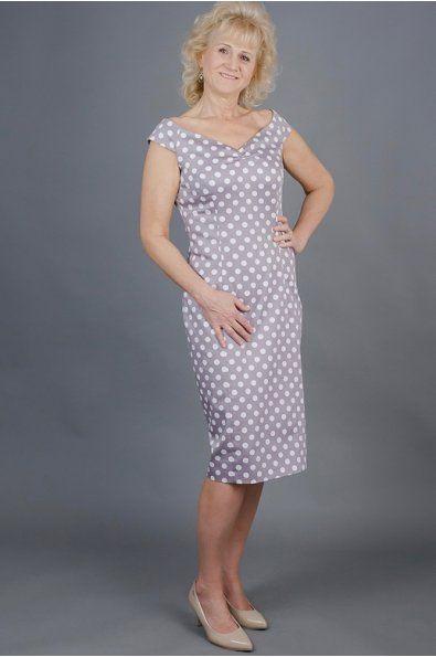 92120fb9faf Pouzdrové šaty MILLA široký V výstřih na ramena řasení ve výstřihu poudrová  sukně s rozparkem na