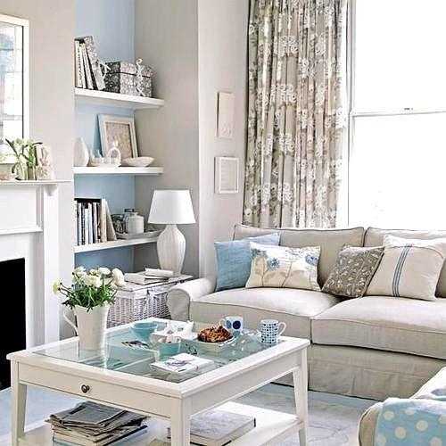 En este sal n actual la decoraci n se viste en colores - Complementos decoracion salon ...