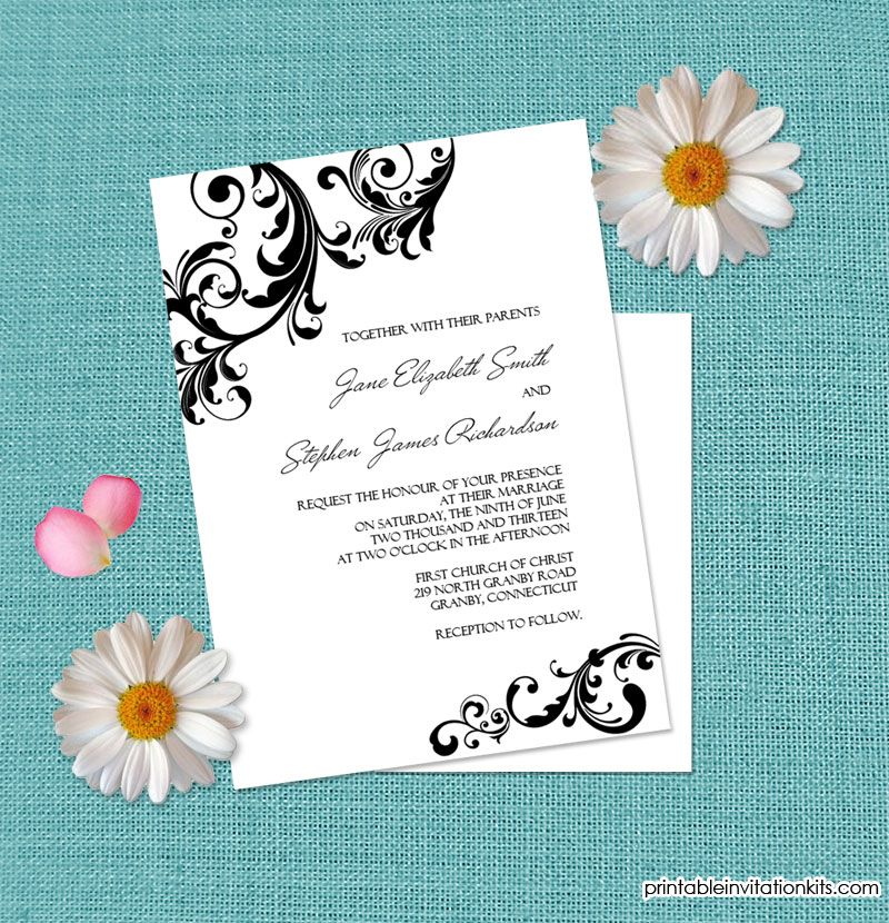 This is a picture of Massif Free Printable Elegant Stationery Templates