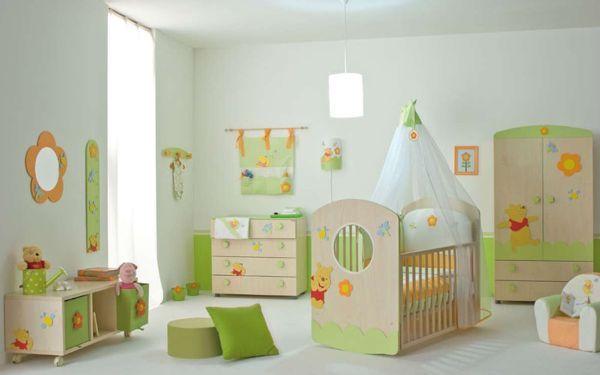 Foto: Divulgação) | decoração quarto de bebe | Pinterest