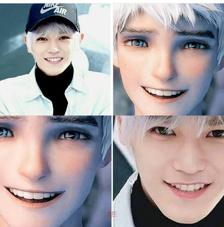Why Do So Many Kpop Stars Look Like Jack Frost?!