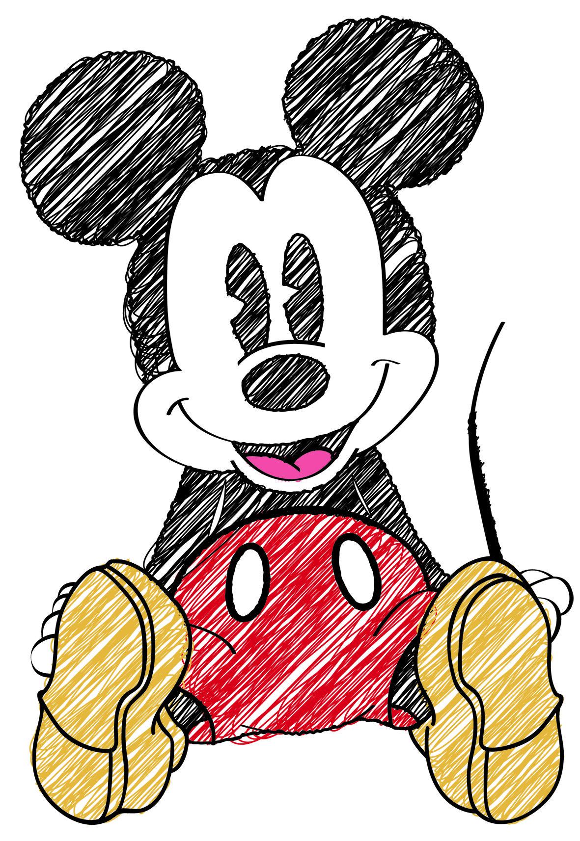 minnie mouse zeichnen # 41
