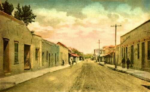 Old Tuscon, Arizona