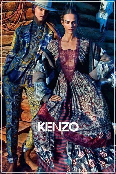Frida Kahlo seduce a Kenzo