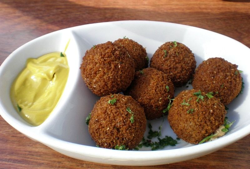 aahh Bitterballen, these are delicious croquettes with a creamy meat center… I…