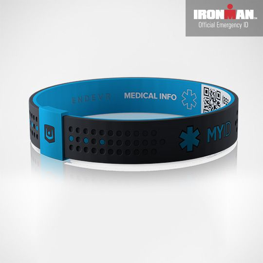 Myid Sport Medical Id Bracelet For Runner S Safety