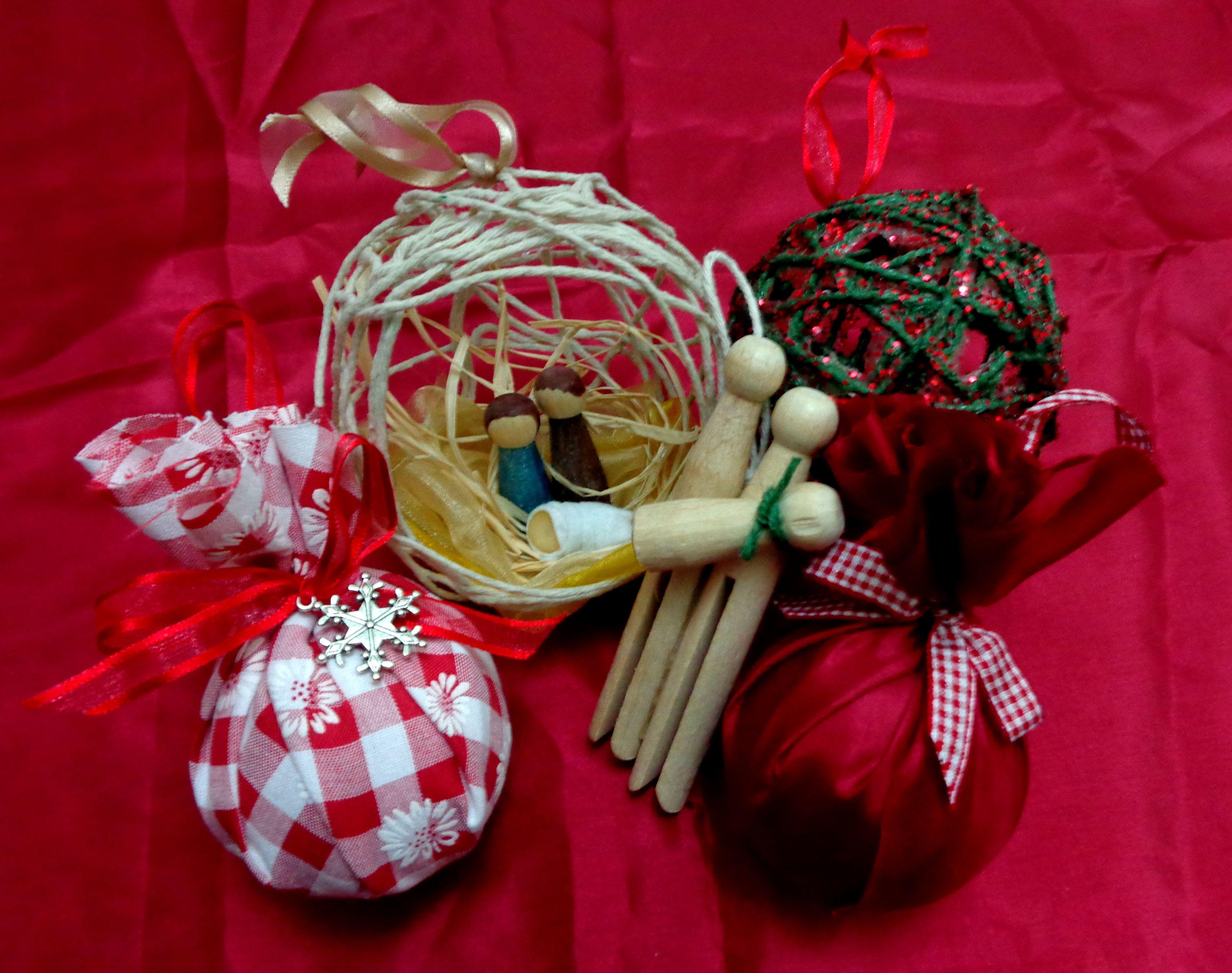 Diy christmas tree decorations things i love pinterest diy