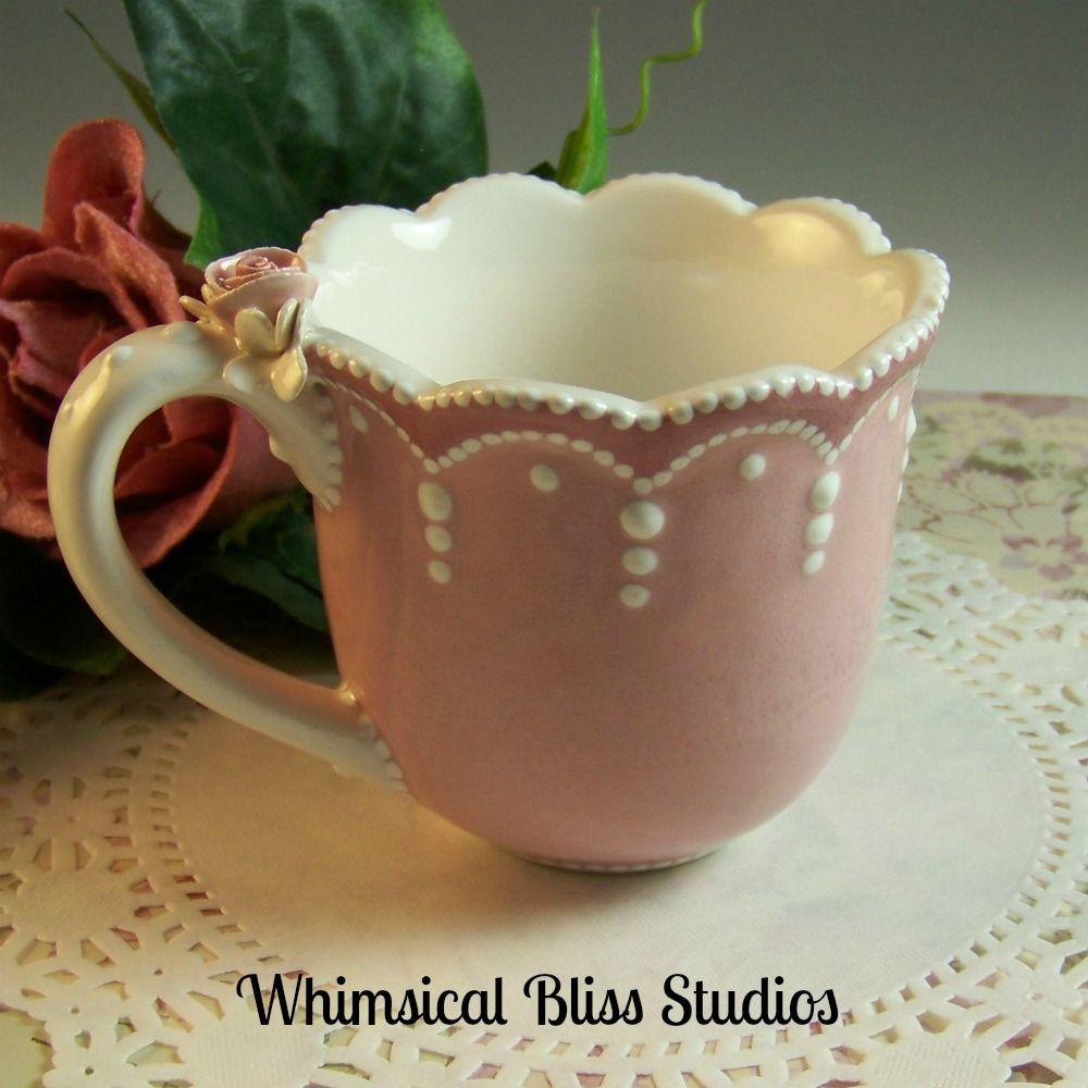 Whimsical Bliss Studios - Sweet Charmer Mug