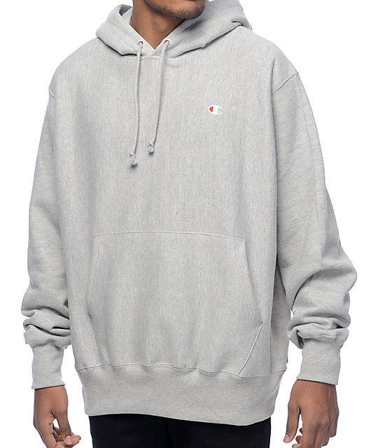 Champion Reverse Weave Large C Hoodie Sweatshirt | Sweatshirt ...