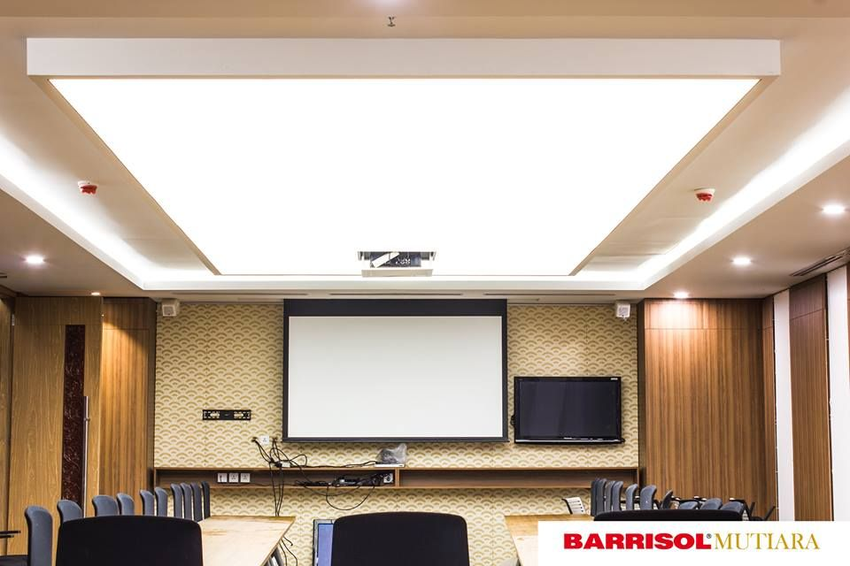 Barrisol Meeting Room Light Feature at Asean Development