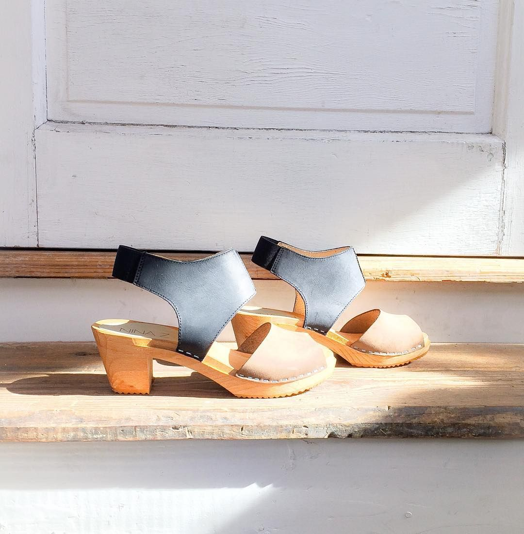 m a d e  b y  h a n d GORGEOUS new clogs just arrived! leather  wood a perfect combination!  perfect for this weekend  avail on-line & in-store  #handmade #madeinusa #americanmade #brooklyn #nyc #clogs #timeless #fashion #love #styleblogger #musthave #shoplocal #shopsmall #leather #resort #newportbeach #heritagemercantile #weekend http://ift.tt/1xiutb1 by shopheritage