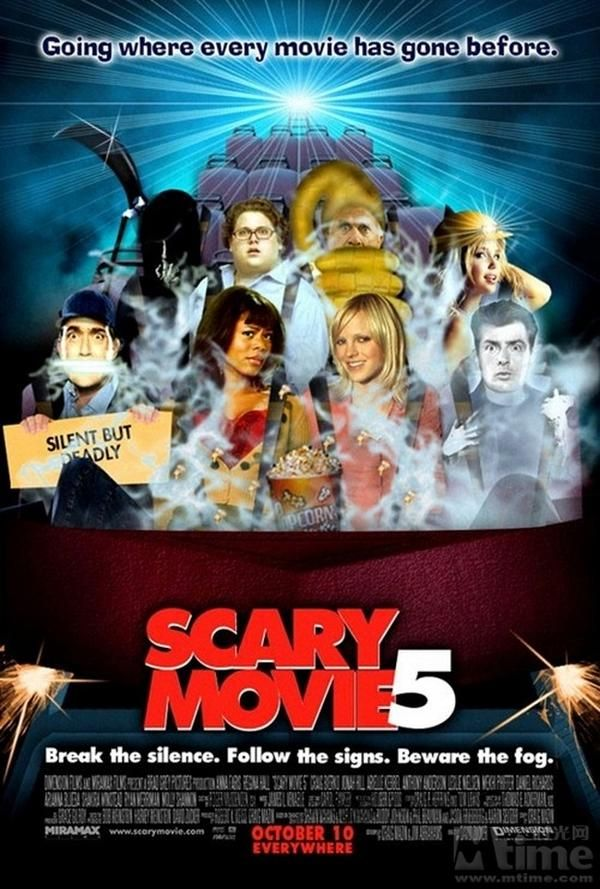 Scary Movie 5 2013 Scary Movie 5 Scary Movies Movies Online