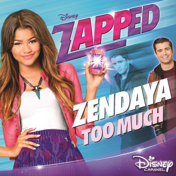 Zendaya Too Much From Zapped Zapped Movie Disney Tv Movies Disney Channel Stars