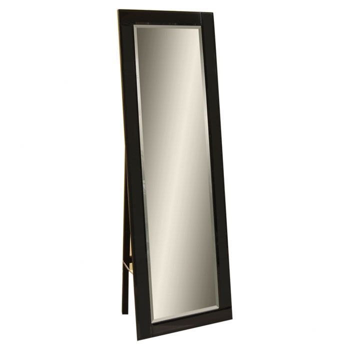 Desmond Cheval Mirror, I love nice clean lines of a beveled mirror glass, simply standing. I need this for my bedroom.