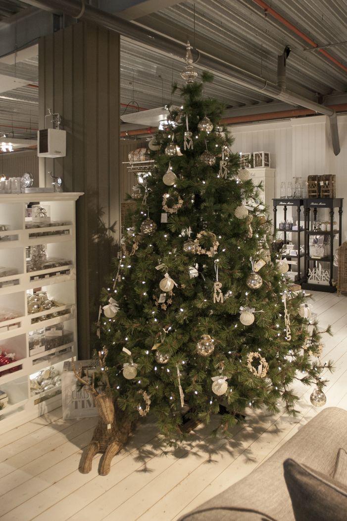 Kerst kerstdecoratie kerstboom riviera maison home for Woonboulevard wolvega