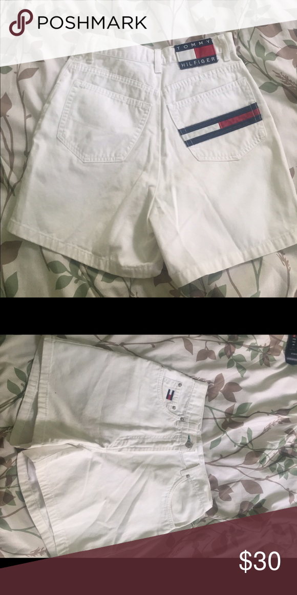Tommy Hilfiger shorts High waisted Tommy Hilfiger shorts Tommy Hilfiger Shorts