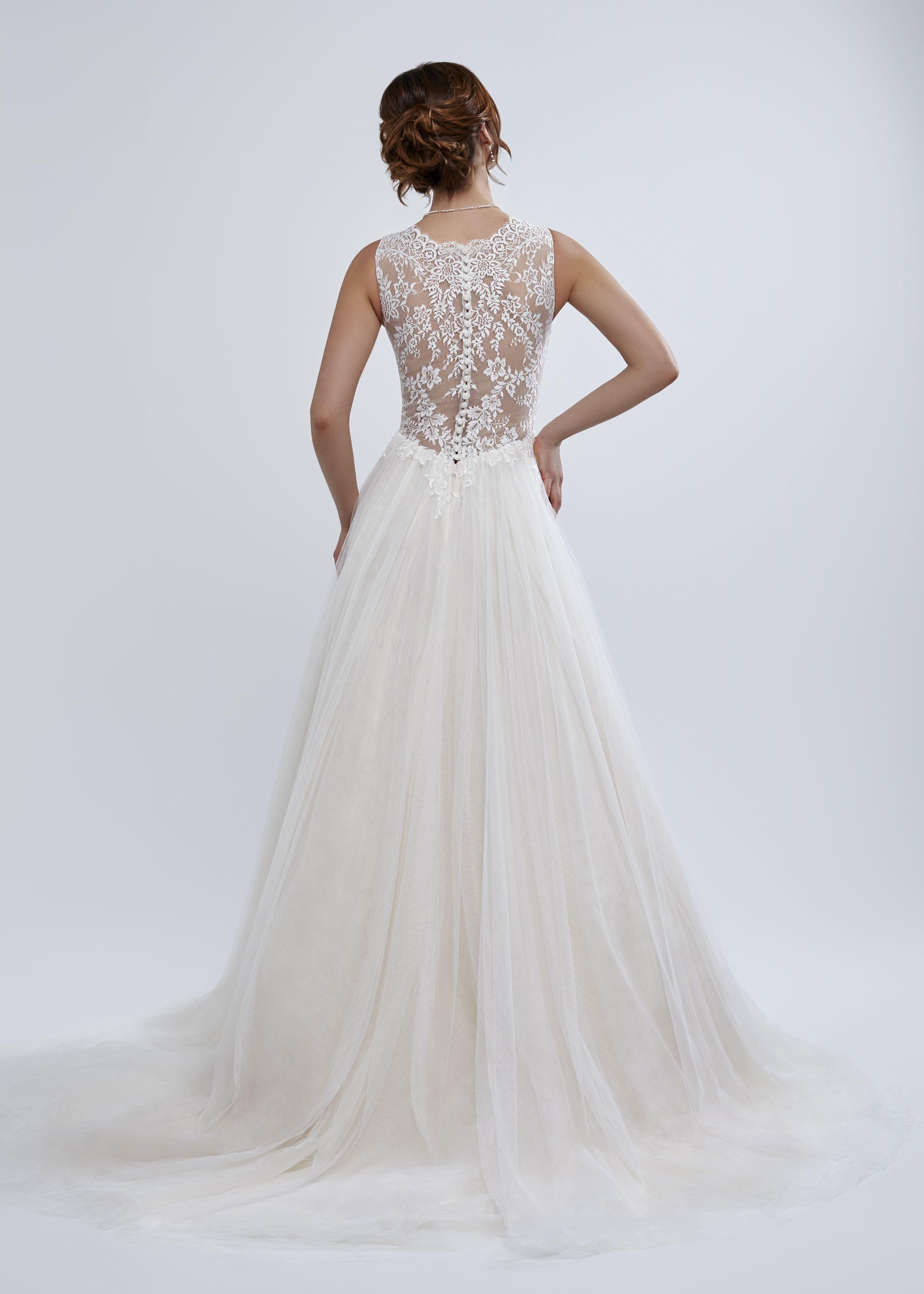 Ziemlich Brautjunferkleider Davids Braut Galerie - Brautkleider ...