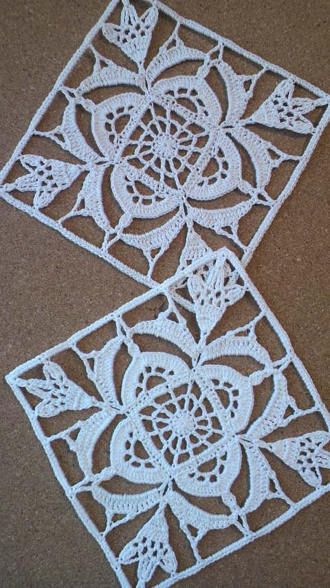 Felissimo Turkish Tile nº 10 布花アクセサリーDN25の画像 | 野の花手芸噺 #dollies
