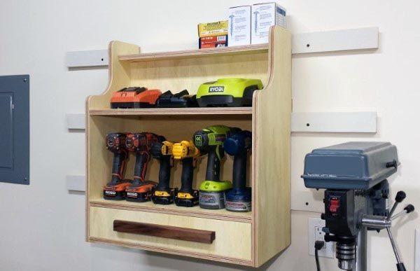Perfect Top 80 Besten Werkzeug Speicher Ideen U2013 Organisiert Garage Designs |  Storage Ideas, Storage And House