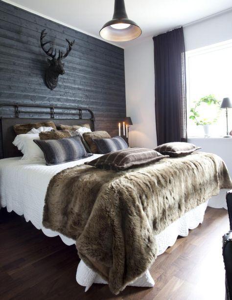 35+ Creative Ways To Decorate Rustic Farmhouse Bedroom Gabriel